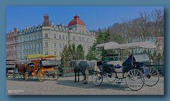 Karlsbad (Karlovy Vary), Centrum Neustadt II