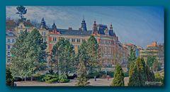 Karlsbad, Stadt in der Tschechischen Republik