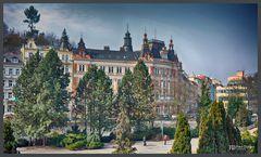 Karlsbad, Stadt in der Tschechischen Republik II