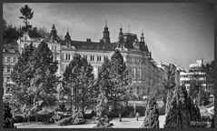 Karlsbad, Stadt in der Tschechischen Republik III