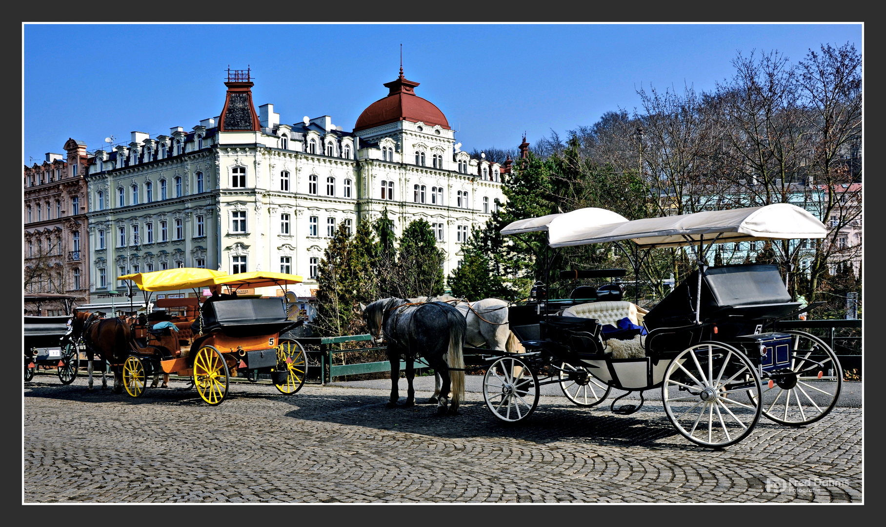Karlsbad, Tschechien