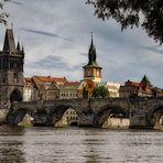 Karlsbrücke Tschechien 2020