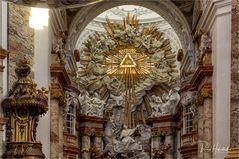 Karlskirche zu Wien ...