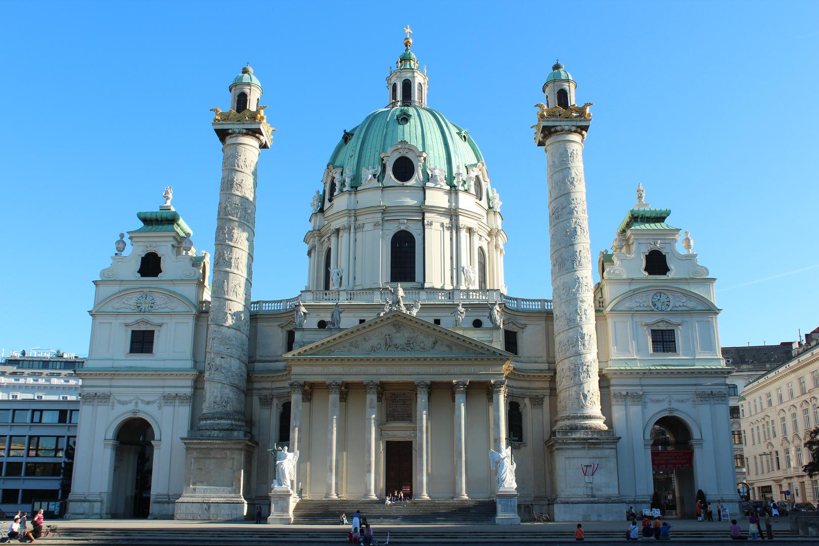 Karlskirche zu Wien