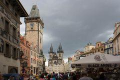 Karlsplatz Prag