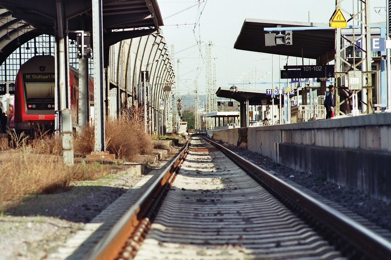 Kostenlos Parken Karlsruhe Bahnhof