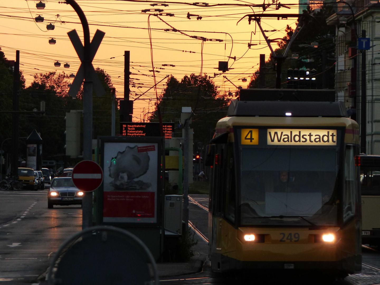 Karlsruhe / Ebertstr.