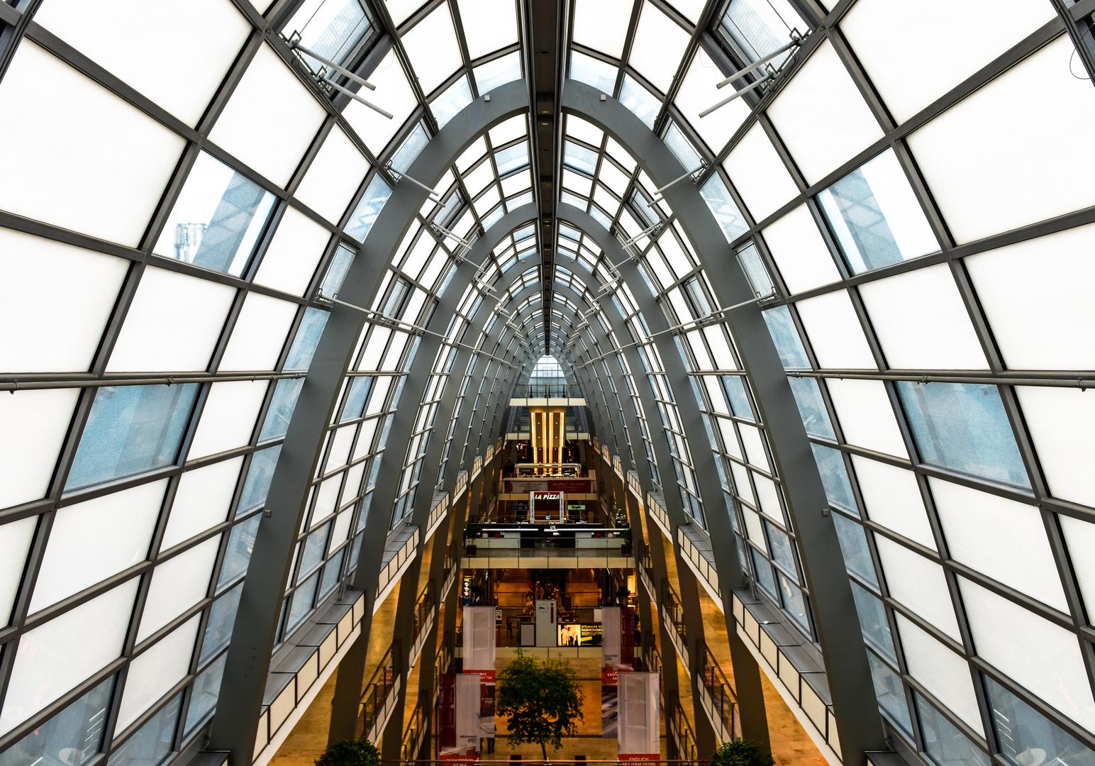 Einkaufszentrum Karlsruhe