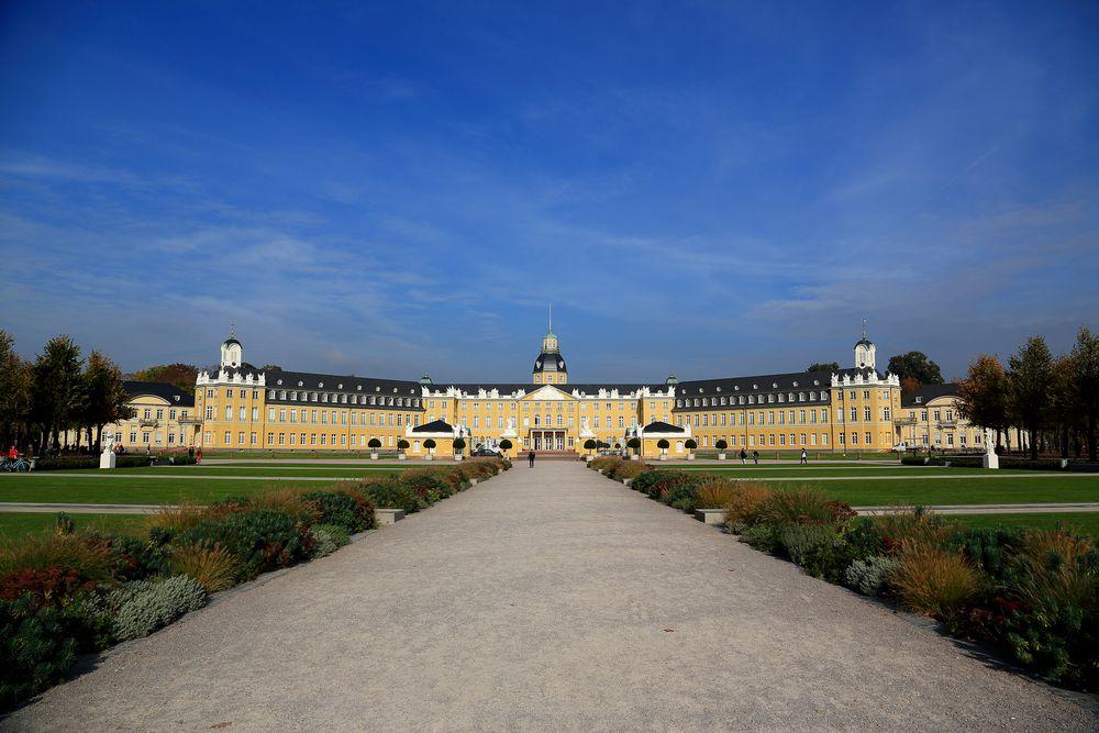 Karlsruhe - Schloss (II)
