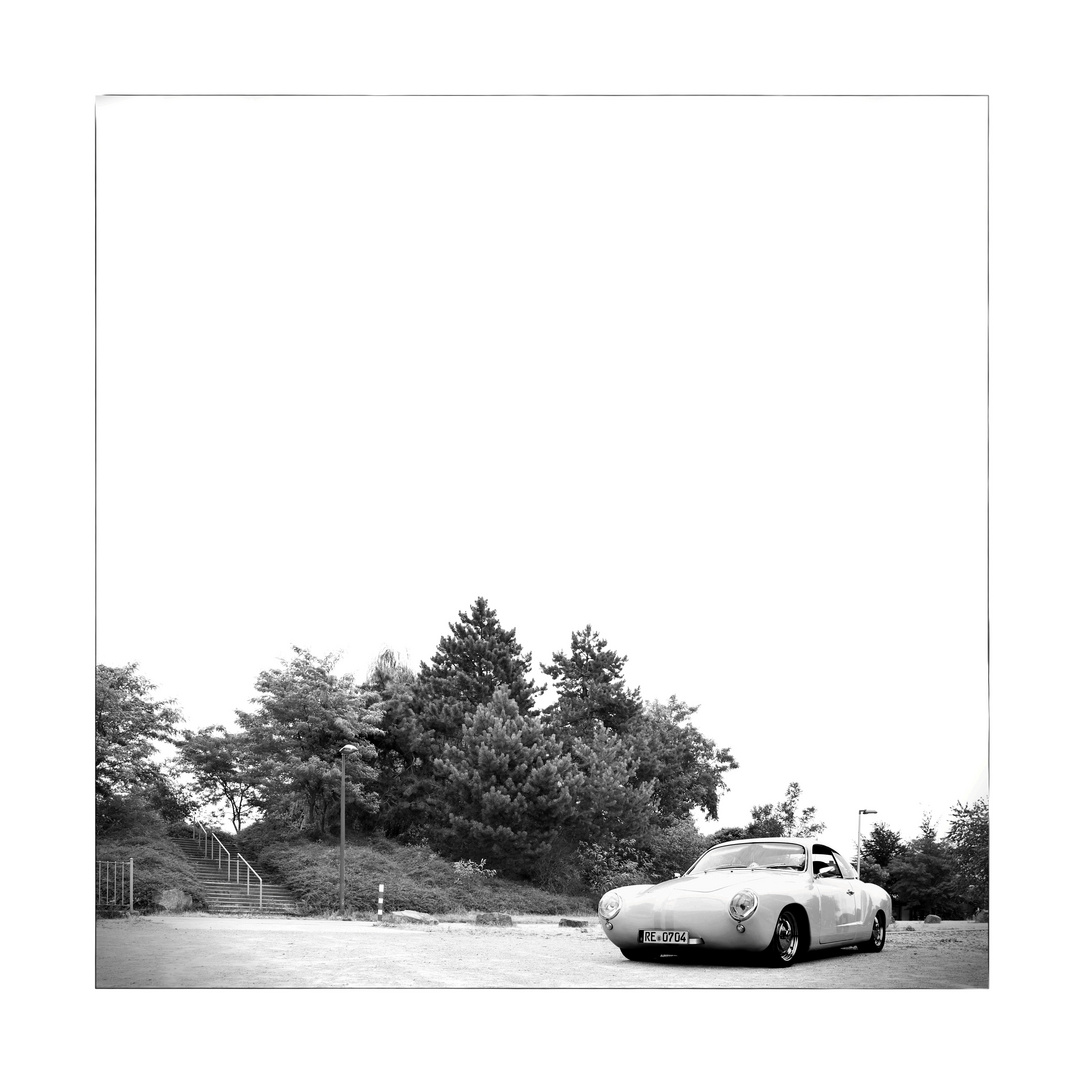 - Karmann Ghia -