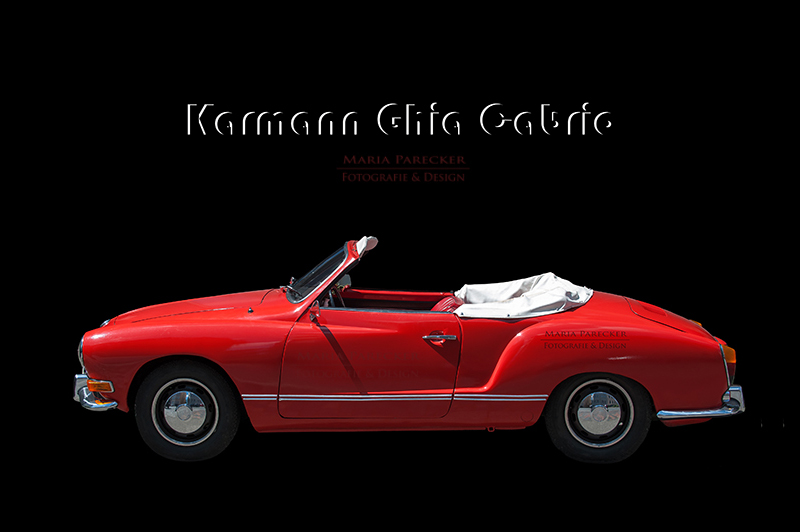 karmann ghia cabrio foto bild sport rot schwarz bilder auf fotocommunity. Black Bedroom Furniture Sets. Home Design Ideas