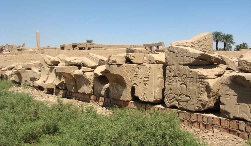 Karnak Puzzels