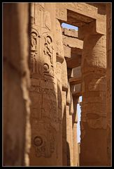 Karnak-Tempel in Luxor (I)