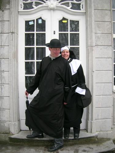 karneval 2005/ aachen/ rolf und gisela