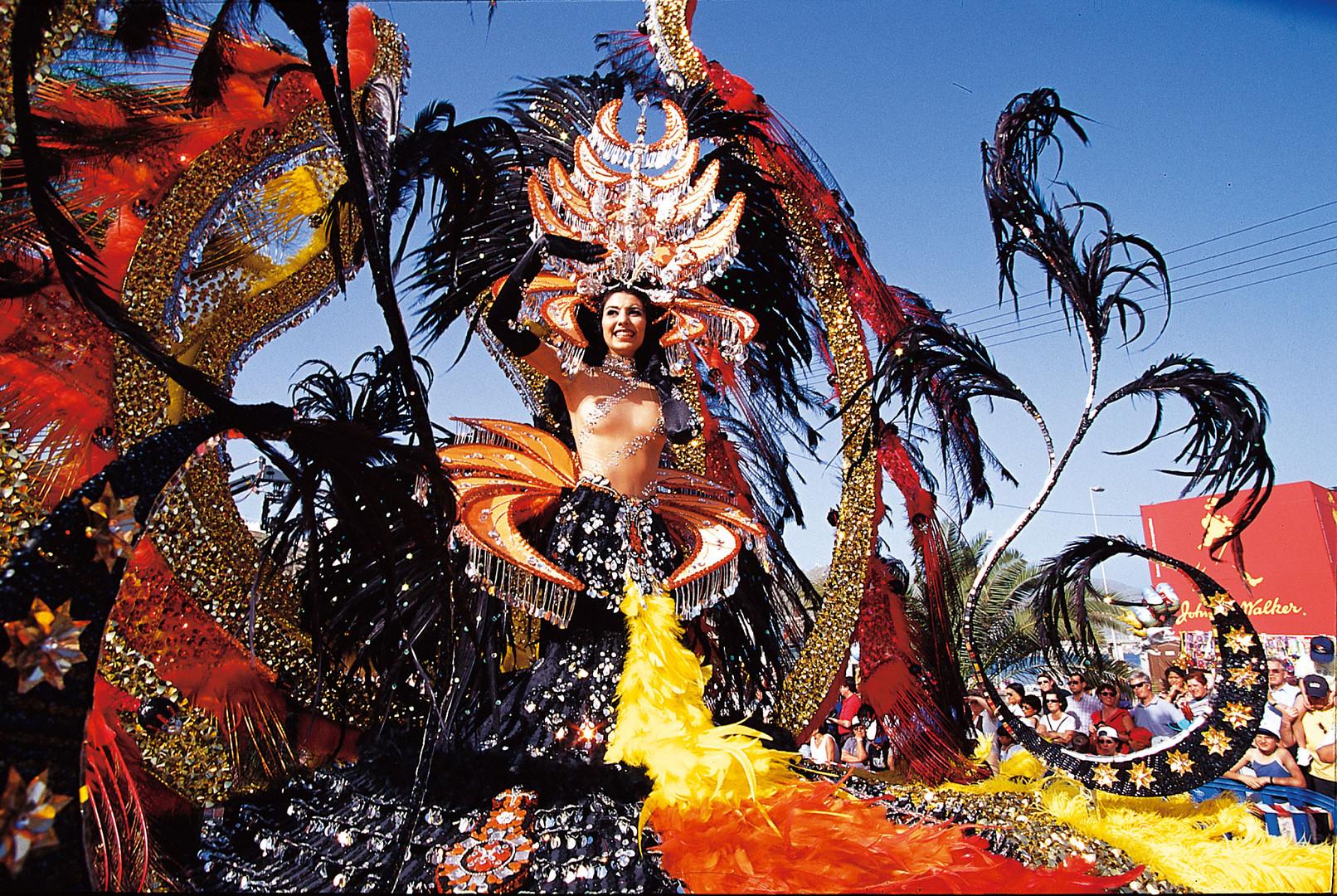 Karneval 2009 auf der Insel Teneriffa