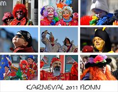Karneval 2011 in Bonn