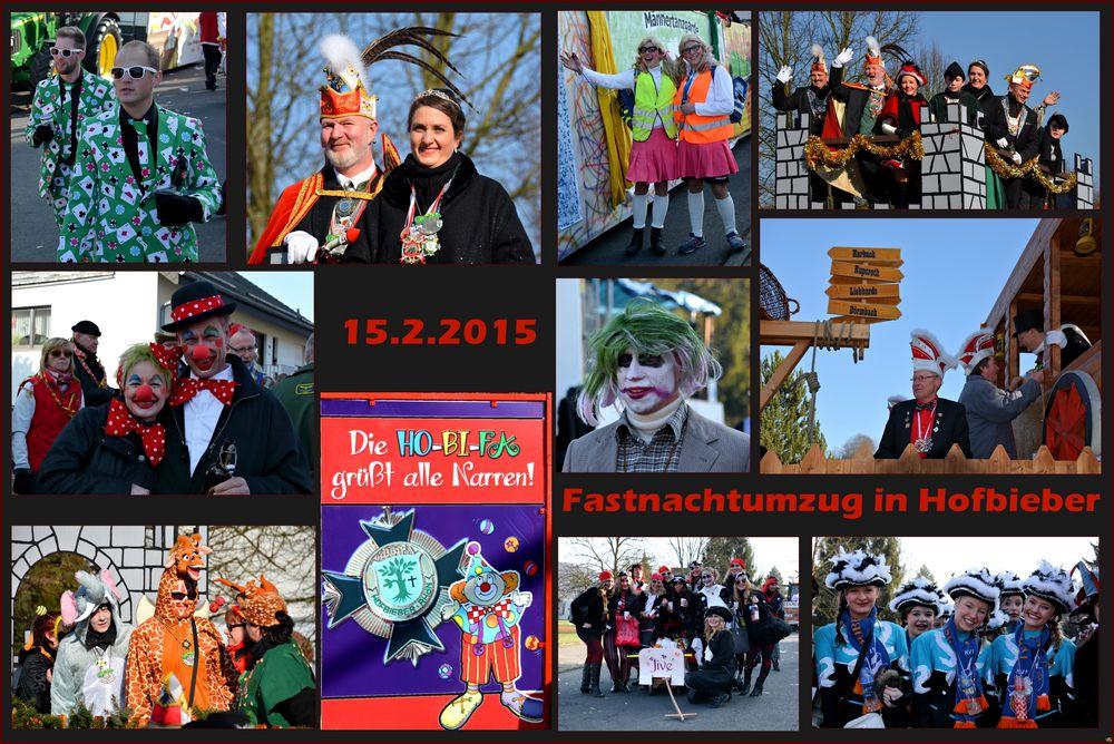 Karneval in der Rhön