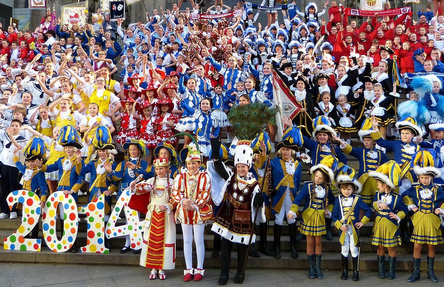 Karneval In Köln Bilder