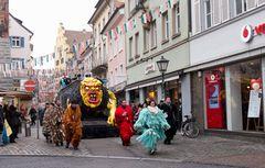 Karneval in Konstanz - 1 -