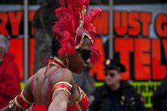 Karneval in San Francisco