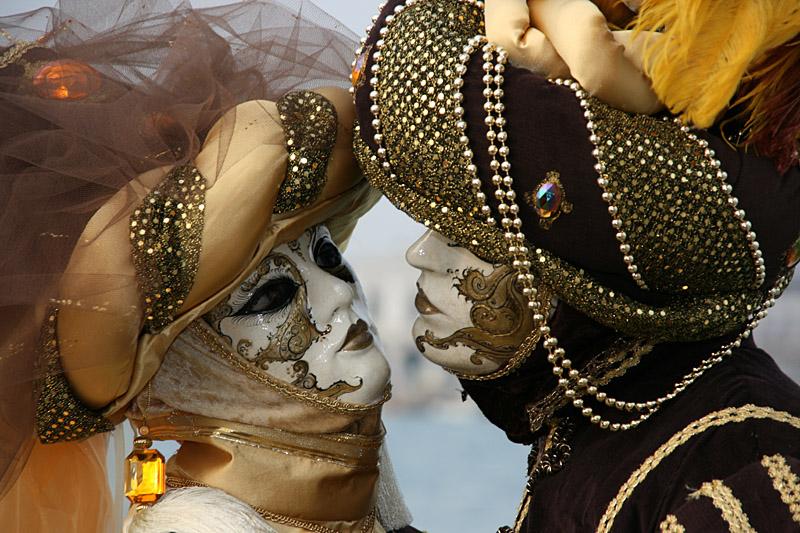 Karneval in Venedig [1]