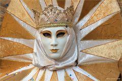 Karneval in Venedig ...