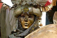 Karneval in Venedig..