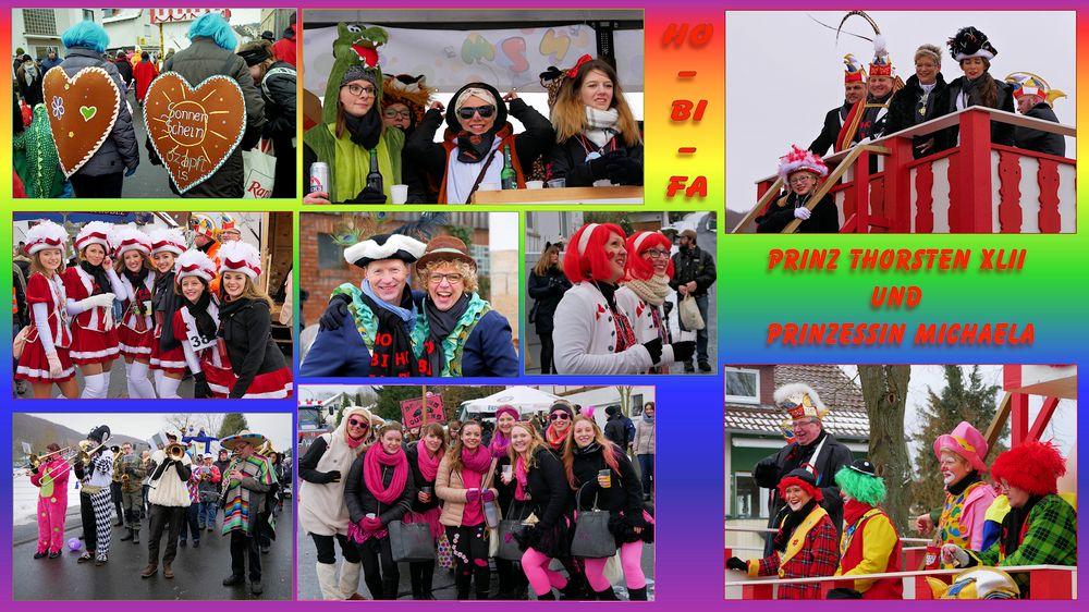 Karnevals Umzug....