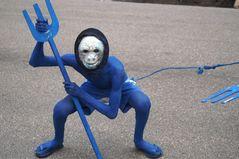 Karnevalskostüm aus Trinidad