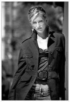 karo :: portrait sw Portrait / Sedard Fotograf in München Stephan Daniel Photography