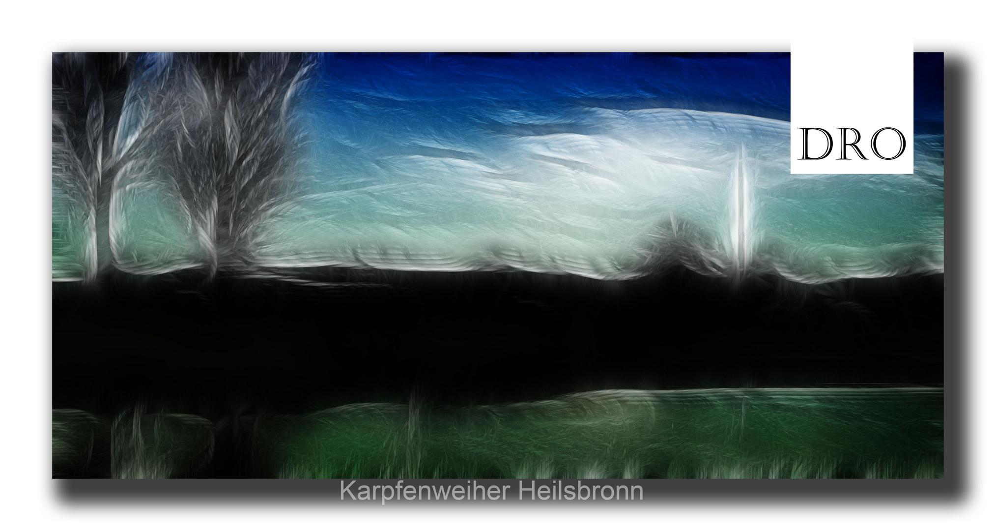 Karpfenweiher Heilsbronn
