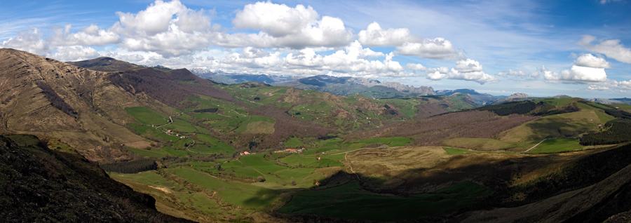 Karrantza Panoramica