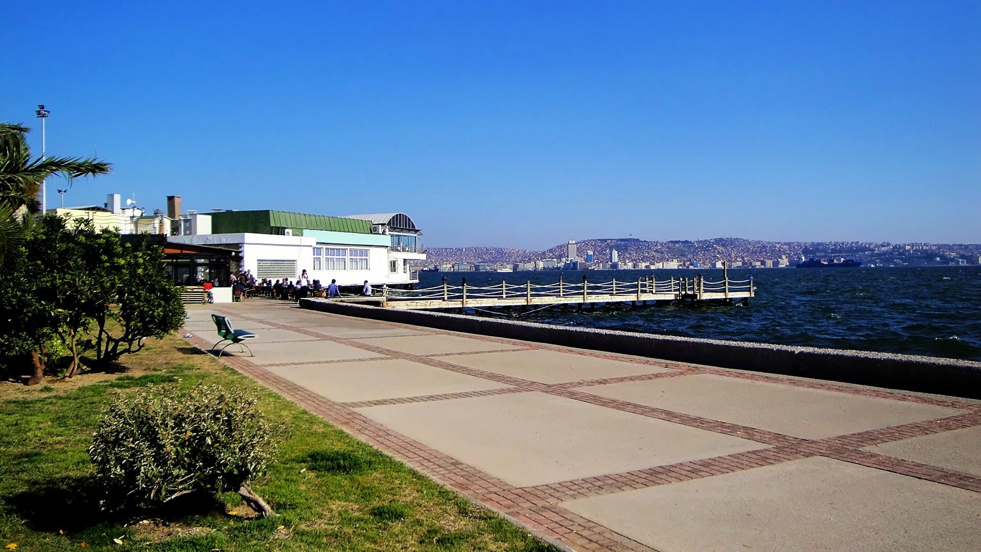 Karsiyaka küste İzmir