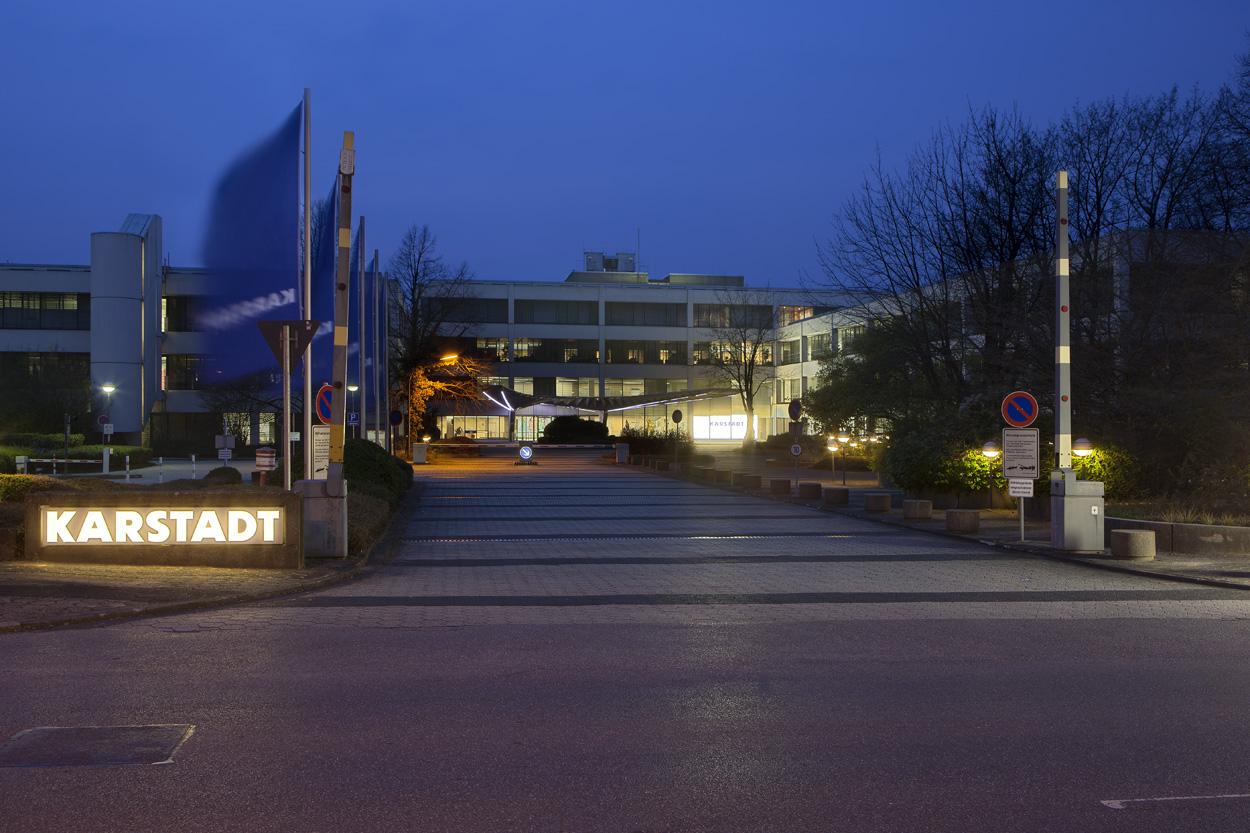Karstadt III - Haupteingang