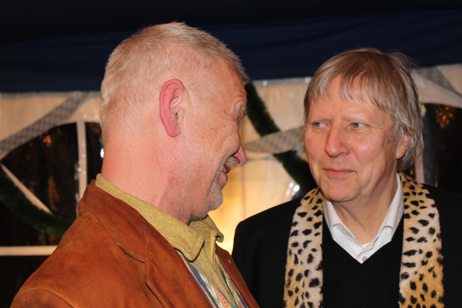Karsten Jahnke (Konzertveranstalter) & Achim Reichel