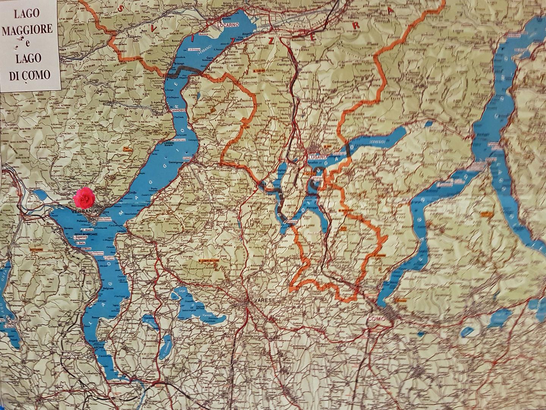 Lago Maggiore Karte.Karte Lago Maggiore Foto Bild Urlaub Natur See Bilder Auf