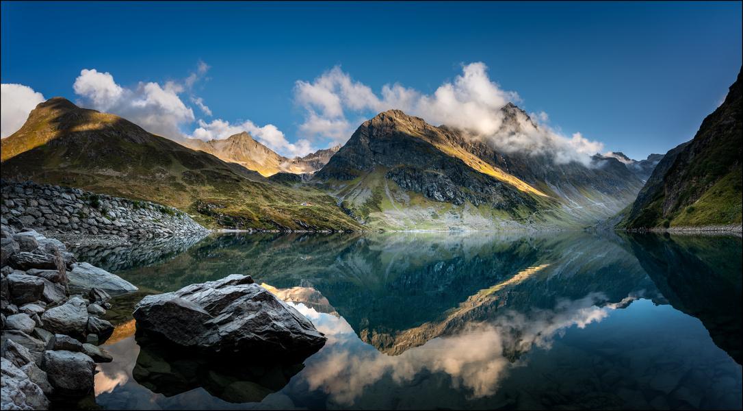 * Kartellsee am Arlberg *
