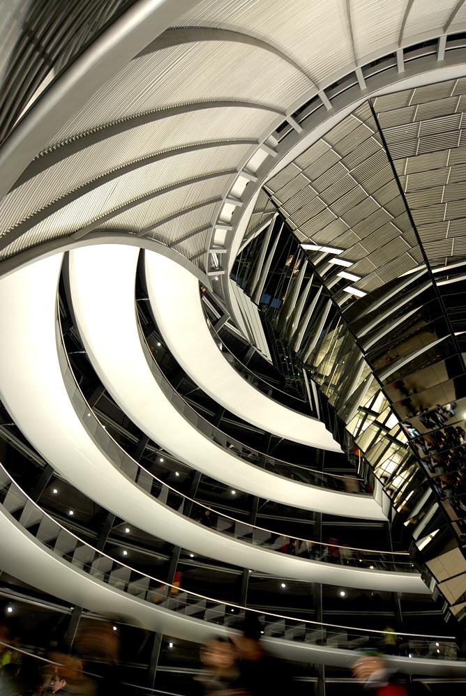 Karusell oder Reichstagskuppel