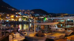 Kas by night