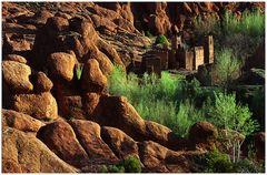 Kasbah-Ruine