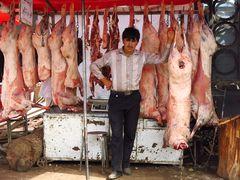 Kashgar (2)- Sonntagsmarkt