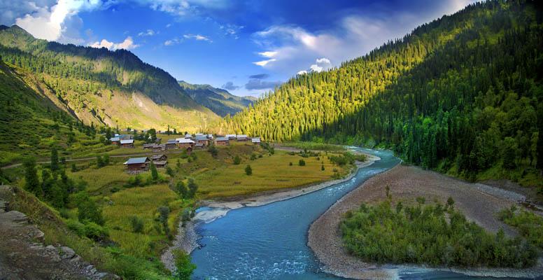 Kashmir-a Paradise Photo & Image