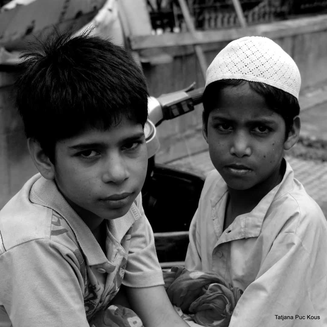 Kashmir's eyes