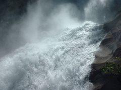 Kaskade der Krimmler Wasserfälle