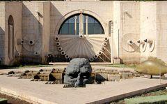 Kaskadenmuseumsbau Jerewan