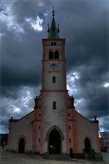 Kasperk kostel
