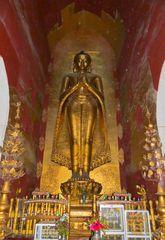 ...Kassapa Dharmacakramudra - Ananda Tempel Bagan...