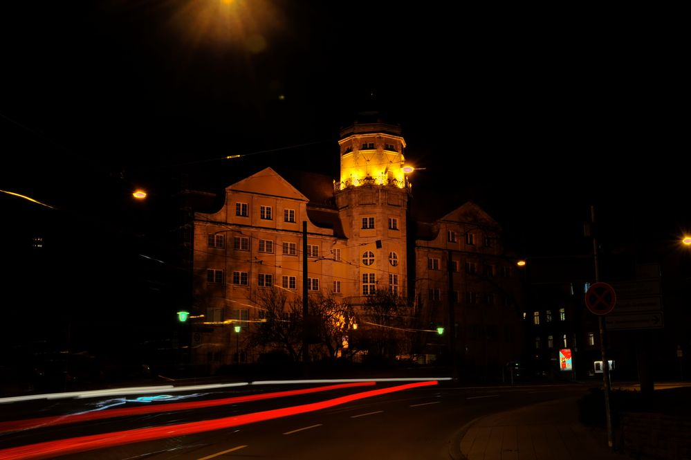 Kassel by night
