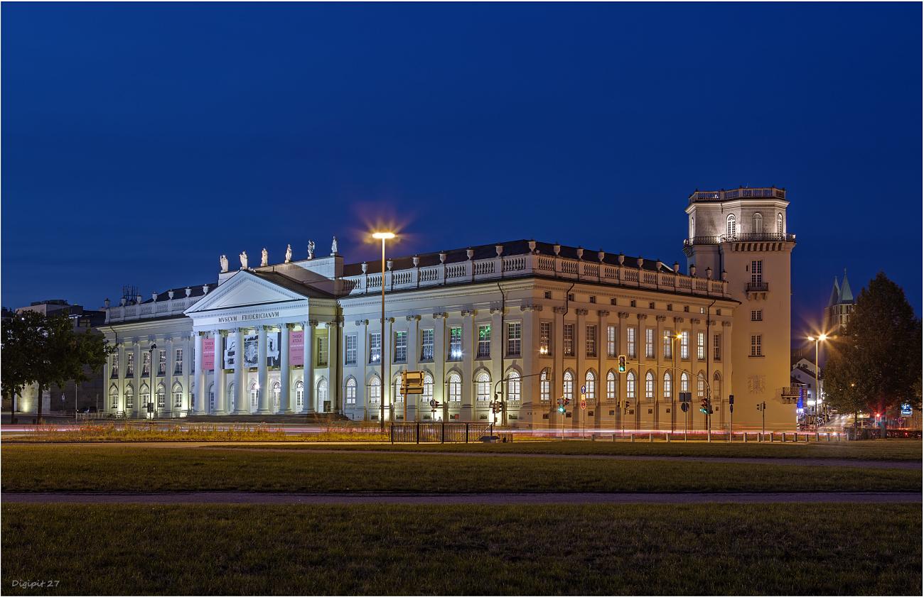 Kassel Fridericianum 2020-01