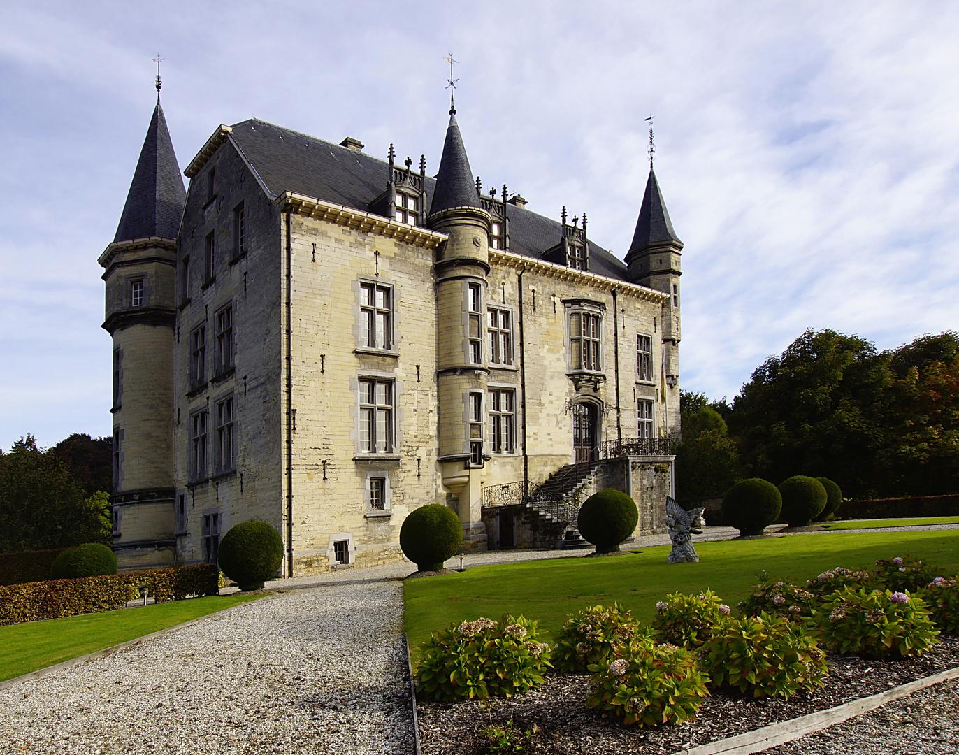 Kasteel Schaloen - Hollands teuerste Immobilie
